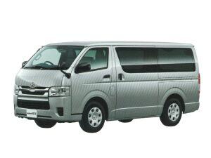 Toyota Regiusace Van Long Van, 3/6-Seater, 5 Doors, DX GL Package (2WD - 2000gasoline) 2020 г.
