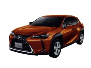 Lexus UX200 version C 2020 г.