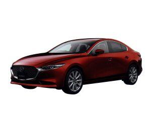 Mazda 3 Sedan XD L Package 2020 г.