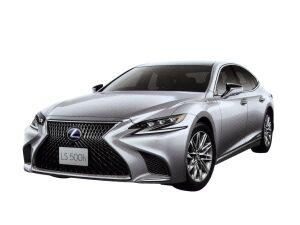 Lexus LS500H L package 2020 г.