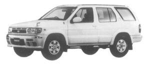 Nissan Terrano 3200 INTERCOLLER TURBO DIESEL WIDE G3m-R 1997 г.