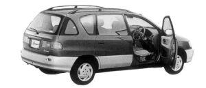 Toyota Ipsum L-SELECTION 1997 г.