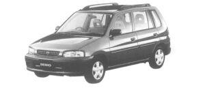 Mazda Demio LX 1997 г.
