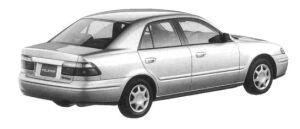 Mazda Ford Telstar 1800 DOHC GL-X 1997 г.