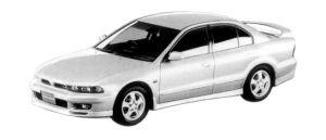 Mitsubishi Galant VR-4 TYPE S 1997 г.