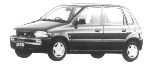 Suzuki Cervo Mode 5DOOR S LIMITED 1997 г.