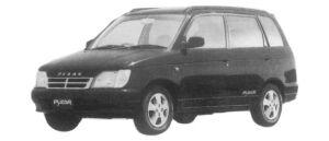 Daihatsu Pyzar CX 1997 г.