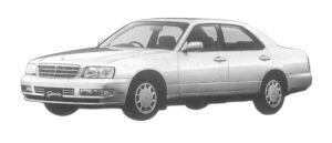 Nissan Gloria 28 DIESEL BRAUHAM  J 1997 г.