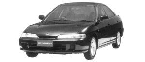 Honda Integra 4DOOR HARD TOP Xi 1997 г.