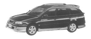 Toyota Caldina ACTIVE SPORTS GT 1997 г.