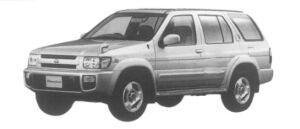 Nissan Terrano Regulus V6-3300 GASOLINE RS-R 1997 г.