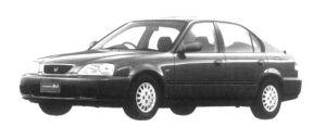 Honda Integra SJ VXi 1997 г.
