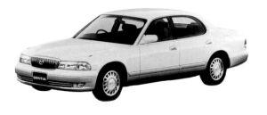 Mazda Sentia EXCLUSIVE 1997 г.