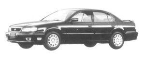 Nissan Cefiro 20S TOURING 1997 г.
