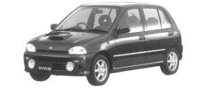 Subaru Vivio 5DOOR GX-SS 1997 г.
