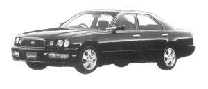 Nissan Gloria V25 TWINCAM 1997 г.