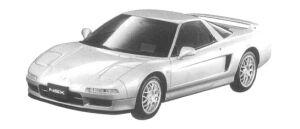 Honda NSX TYPE S 1997 г.