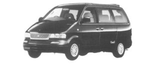 Nissan Largo 2WD SX-G LIMITED GASOLINE 2400 1997 г.