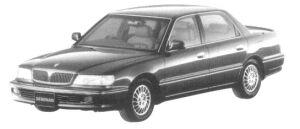 Mitsubishi Debonair EXCEED TYPE C 1997 г.
