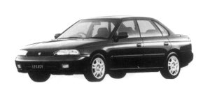 Subaru Legacy TOURING SEDAN TX TYPE S 1997 г.