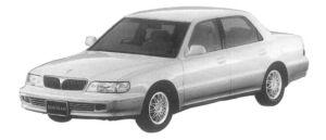 Mitsubishi Debonair EXCEED CONTEGA 3.0 1997 г.