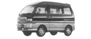 Mitsubishi Bravo ROUTE66 4WD 1997 г.