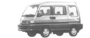 Subaru Domingo GV-R 1997 г.