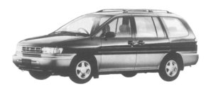 Nissan Prairie JOY 2WD L 1997 г.