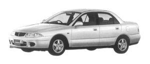 Mitsubishi Carisma LS 1997 г.
