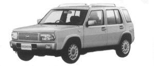 Nissan Rasheen FT TYPE II (1.8) 1997 г.