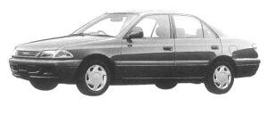 Toyota Carina SEDAN 1.5TI 1997 г.