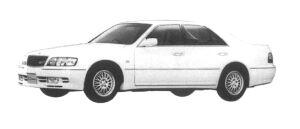 Nissan Cima 30TR 1997 г.