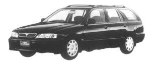 Nissan Primera Camino Wagon 2.0 G 1997 г.
