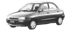 Mazda Revue K 1997 г.