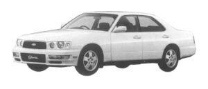 Nissan Gloria V30 TWINCAM TURBO 1997 г.