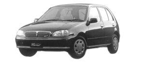Toyota Starlet CARAT FF 1997 г.