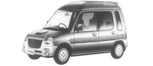 Mitsubishi Minica Toppo Rt 1997 г.