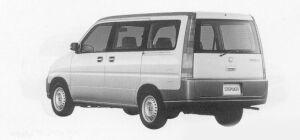 Honda Step Wagon N TYPE 1999 г.
