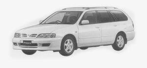 Nissan Primera Wagon 1.8G (NEO Di) 1999 г.