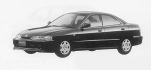 Honda Integra 4DOOR HARD TOP Xi-G 1999 г.