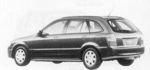 Mazda Familia S-WAGON S-4 1999 г.