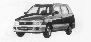 Daihatsu Pyzar CL LIMITED 1999 г.