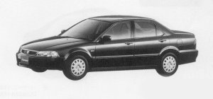 Honda Torneo 1.8 VTS 1999 г.