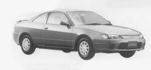 Toyota Sprinter Trueno 1.5 FZ 1999 г.