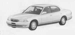 Mazda Sentia LIMITED 1999 г.