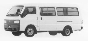 Mazda Bongo BRAWNY VAN WIDE&LOW 2WD LONG BODY DX 1999 г.