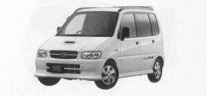 Daihatsu Move SR-XX 4WD 1999 г.