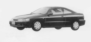 Honda Integra 3DOOR COUPE Ti 1999 г.