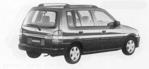 Mazda Demio GL 1999 г.