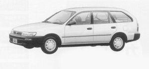 Toyota Corolla VAN 1.5GL EXTRA 1999 г.